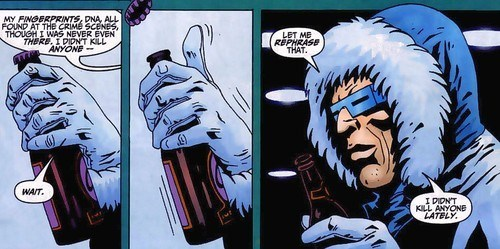 captain cold awesome - 7093877504