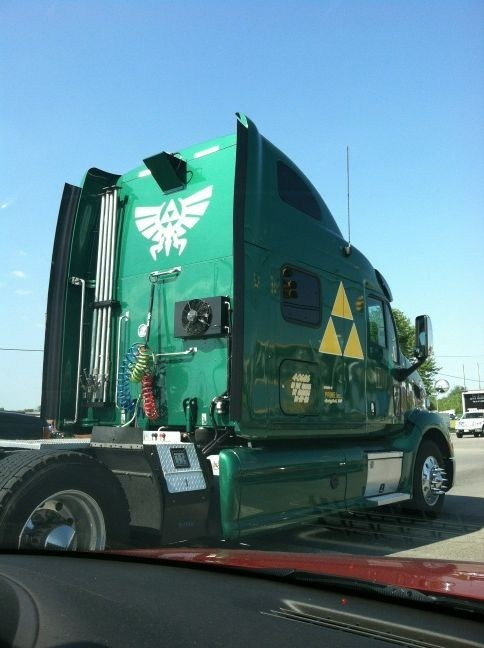 Legend of Zelda: Spirit Trucks