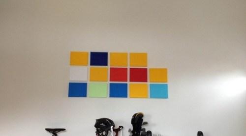 minimalist art design the simpsons - 7093896704