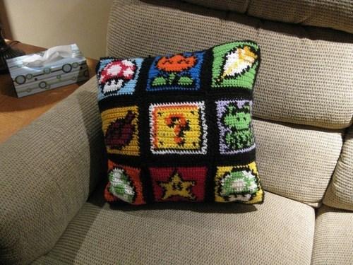 Fan Art crafts DIY video games Super Mario bros - 7093925888