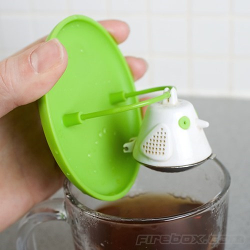birds,cute,tea,infuser