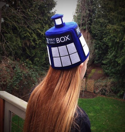 FEZ doctor who clothing hat g rated win - 7094090752