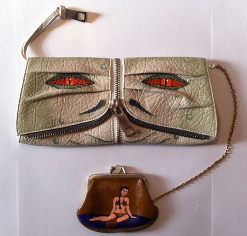 purse,star wars,nerdgasm,jabba the hutt