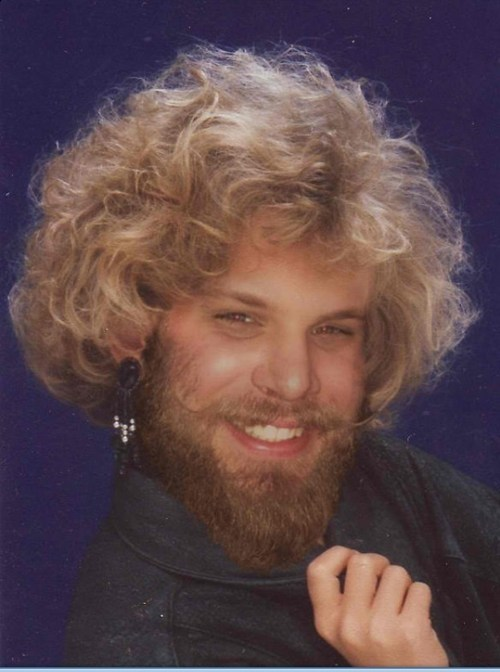 gender bending,glamour shots,beards