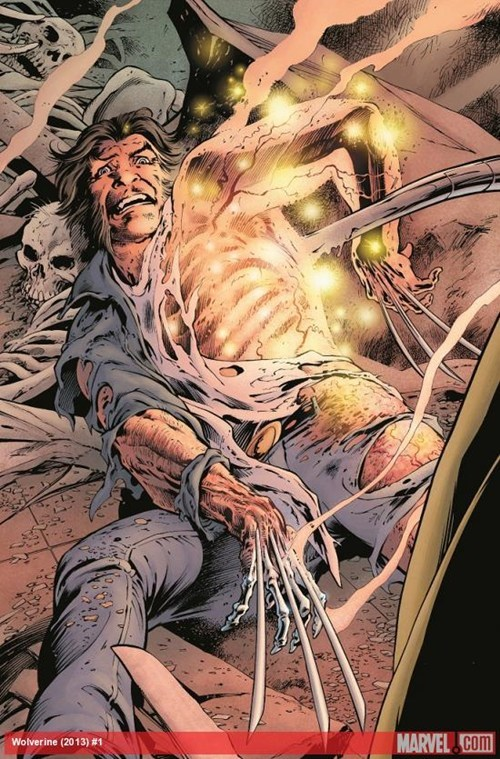 ouch healing factor wolverine - 7094211584