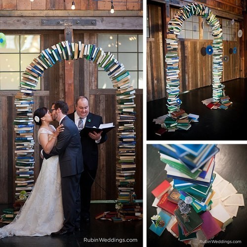 stacks arches altar books - 7094390272