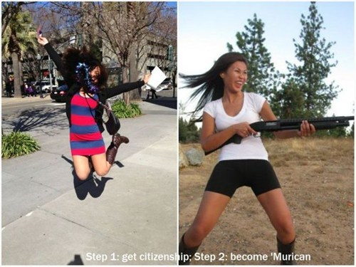 guns merica citizenship BAMF