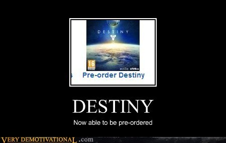 destiny,pre-order,video games