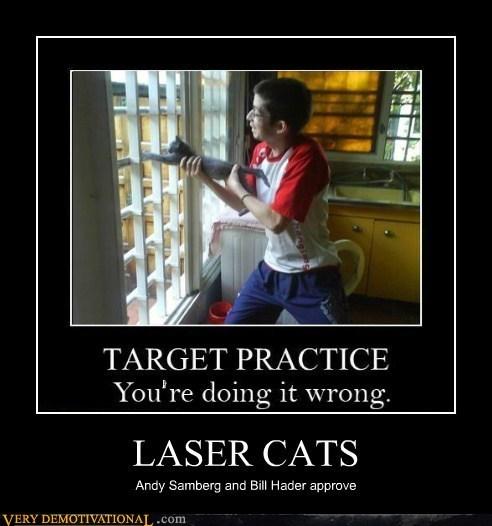 target practice laser cats SNL - 7095988224