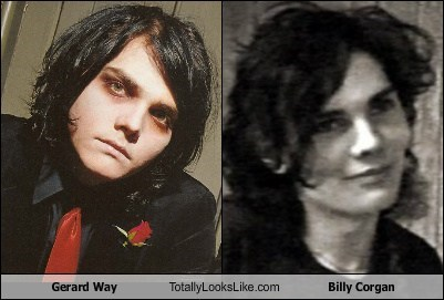 billy corgan,TLL,gerard way