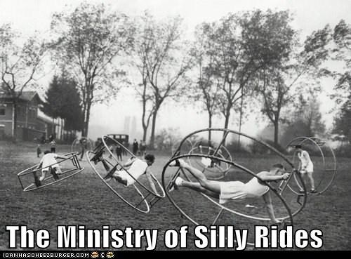 roll silly rides