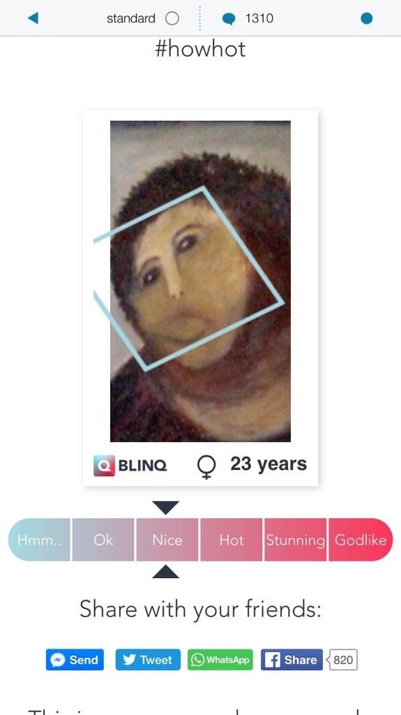 hotness list apps Memes howhot faces - 709637
