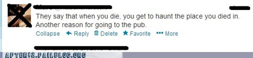 afterlife pub haunted - 7097786112
