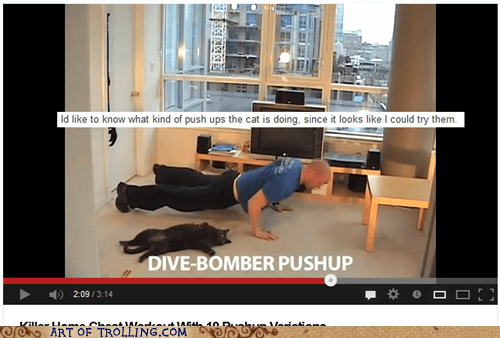 youtube push ups health
