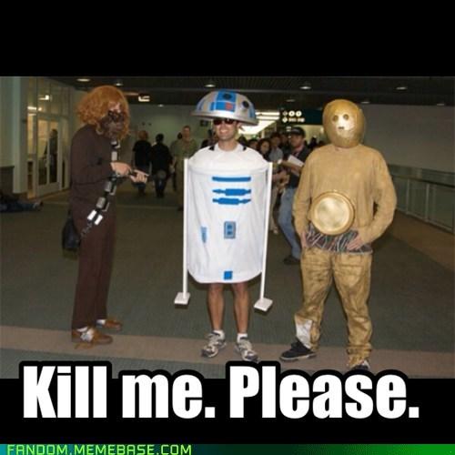 cosplay star wars kill me please - 7099042048