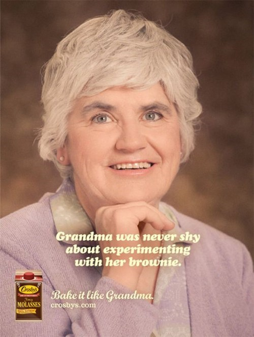 drugs marijuana baking grandma brownies - 7099665664