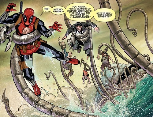deadpool anime off the page - 7099814912