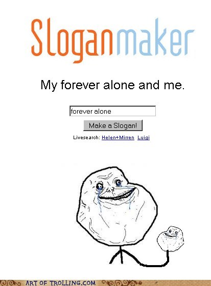 forever alone adventures - 7100250624