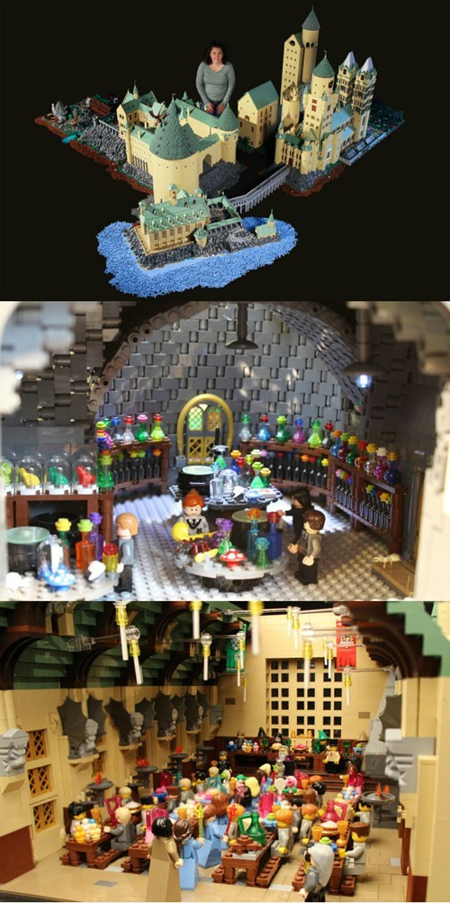 Harry Potter lego nerdgasm g rated win - 7100465152