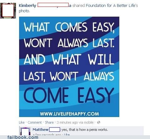 quotes dongs peens failbook