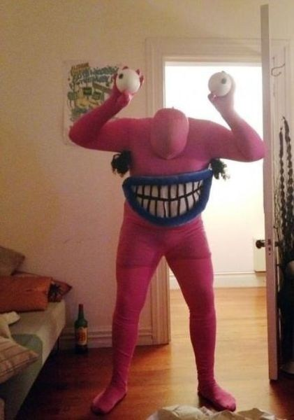 nickelodeon,cosplay,aaahh real mosters