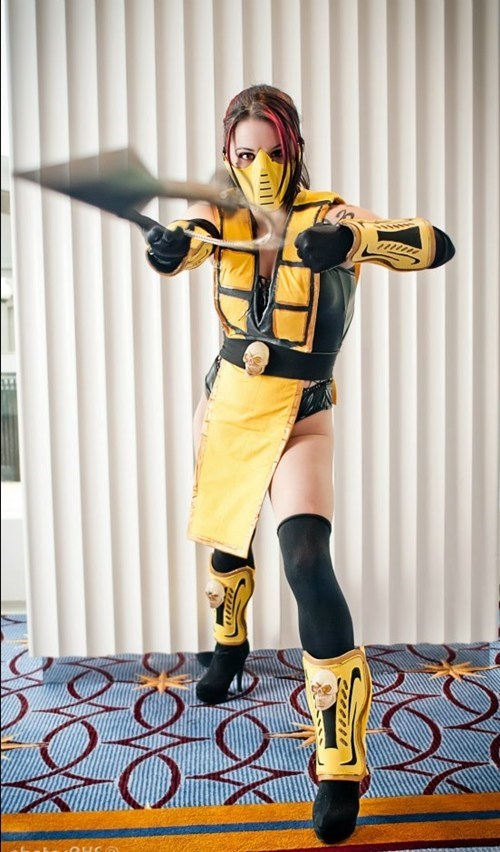 cosplay,Mortal Kombat,rule 63