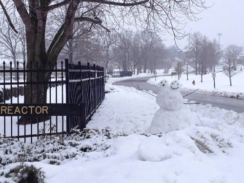 mutant goon reactor snowman