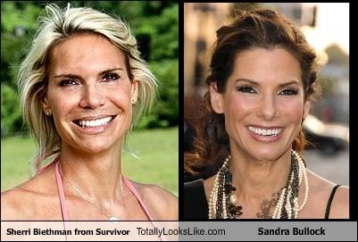 Sandra Bullock survivor sherri biethman TLL - 7101440000