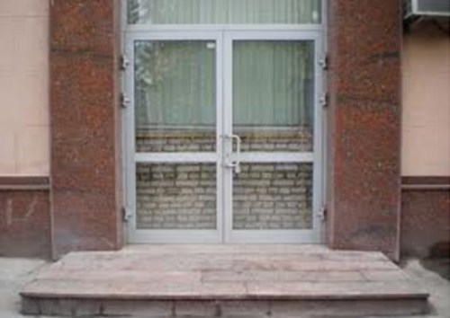 doors brick wall doorway - 7101653760
