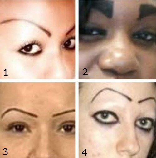 makeup,eyebrows,sharpies