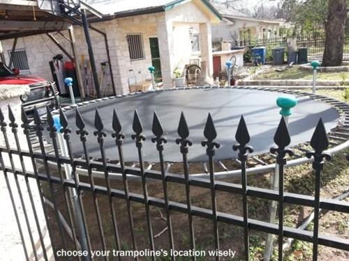 fences trampolines dangerous - 7101780224