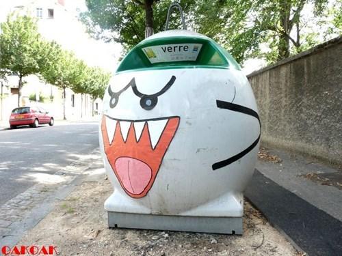 Street Art nintendo oakoak win - 7101817600