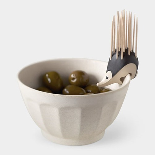 olives snacks hedgehogs toothpicks - 7101942528
