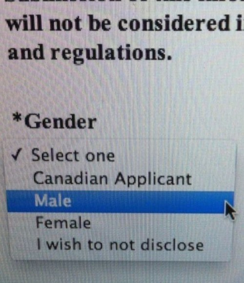 gender,Canada,survey