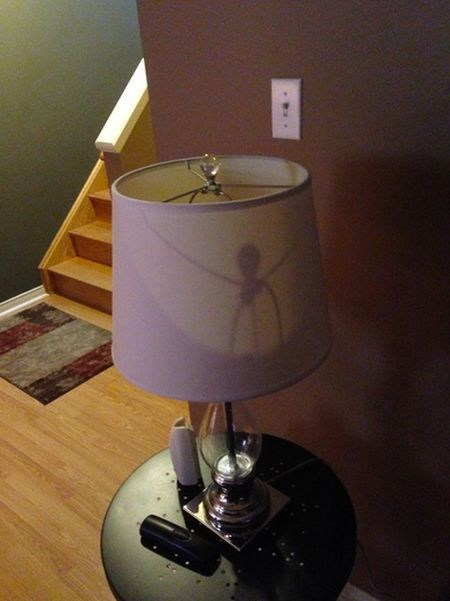 lamp,spider,Kill It With Fire,Double Take