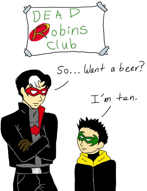 robin Fan Art superheroes batman - 7102880000