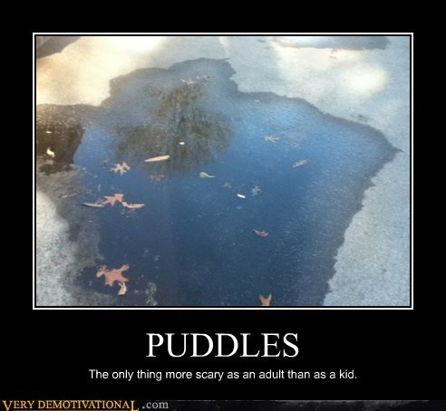 scary kid adult puddle - 7103378432