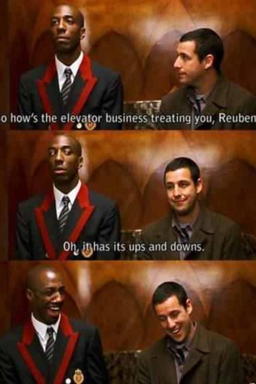 elevator Movie mr-deeds - 7104302336