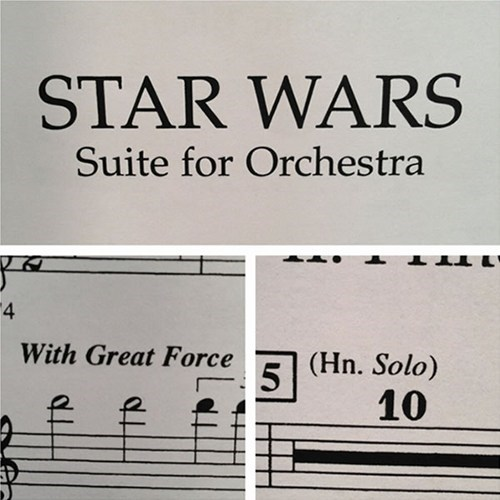 star wars clever score nerdgasm john williams g rated win - 7104302592