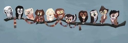 owls onomatopoeia doctor who homophone hoo - 7104311296