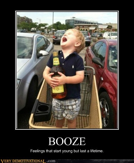 booze,kid,gross
