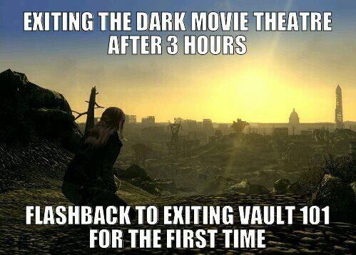 fallout movies light image macro - 7104452608