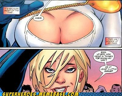 Sexy Ladies,power girl,ridiculous