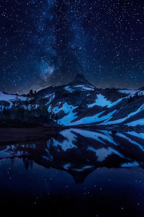 landscape pretty colors night lake mountain destination WIN! g rated - 7104653824