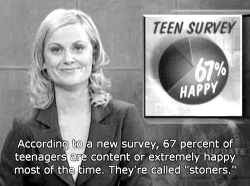 drugs marijuana teen surveys weekend update stoners SNL - 7104808192