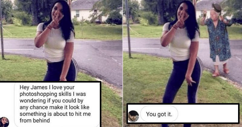 photoshop trolls