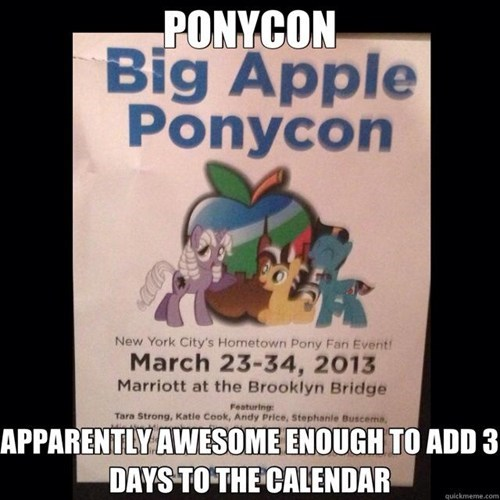 dates ponycon march - 7105143808