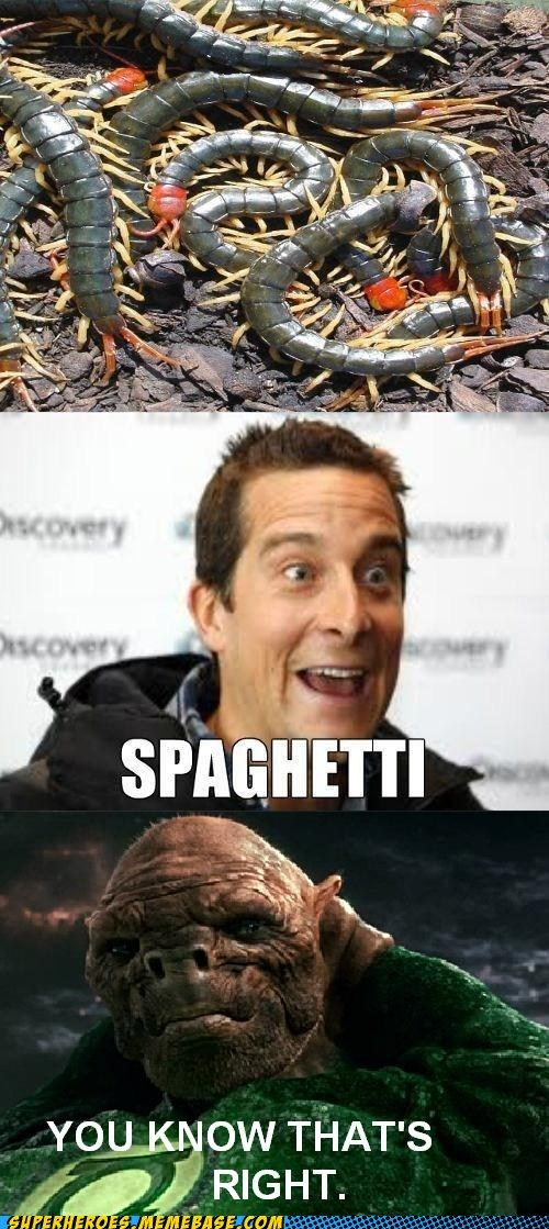 bear grylls,killowag,Green lantern