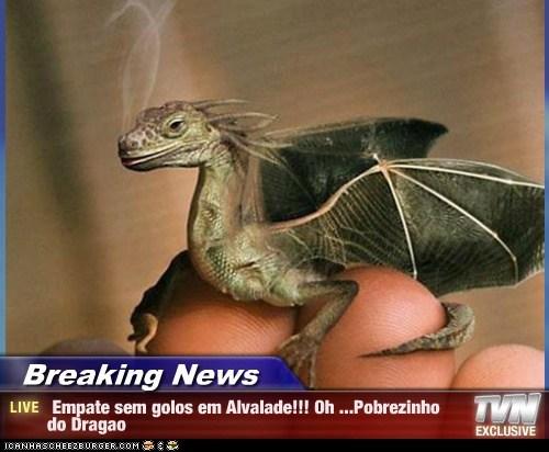 Breaking News -  Empate sem golos em Alvalade!!! Oh ...Pobrezinho do Dragao