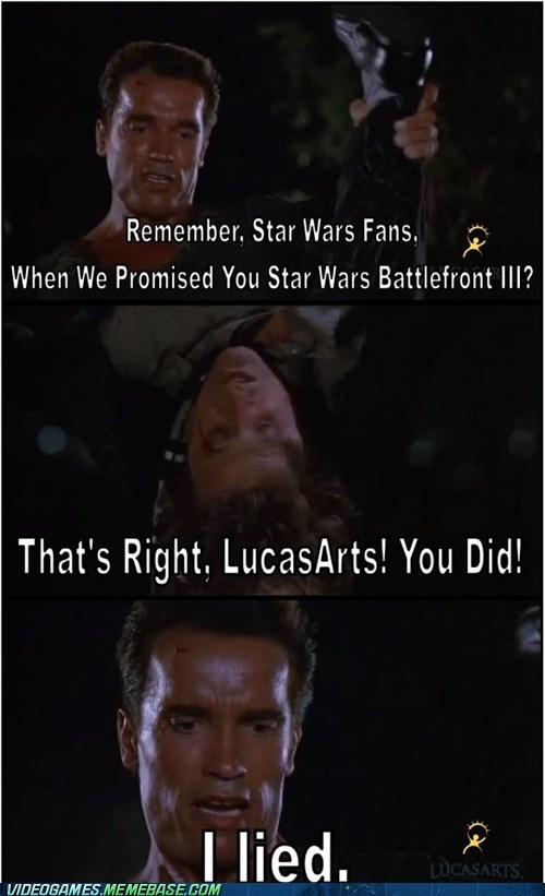 battlefront III star wars lucasarts - 7106972416